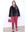 Pantalón cintura vestir, viscosa bielastico invierno 42-56