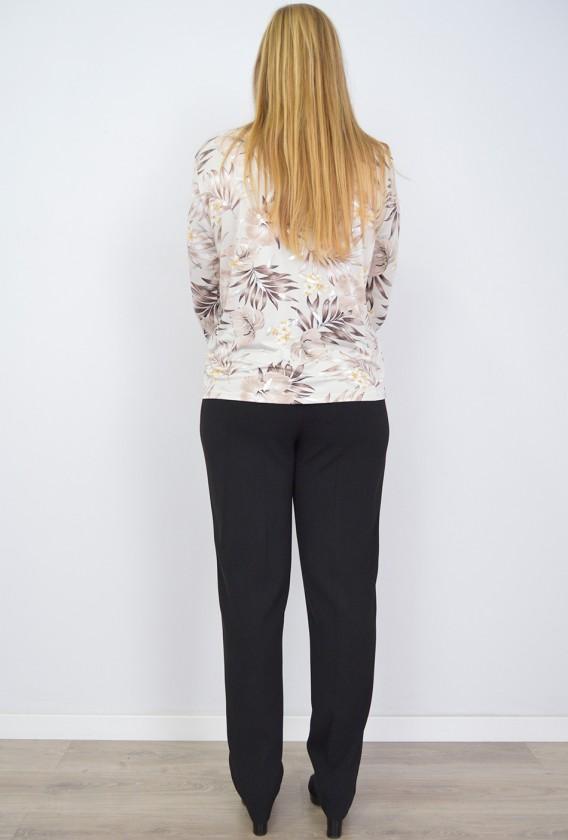 Pantalón vestir crep mucha caída. talla: de la 42 a la 56.
