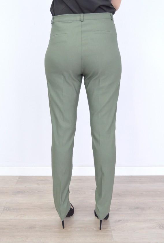 Pantalón Canesú Trasero Licra