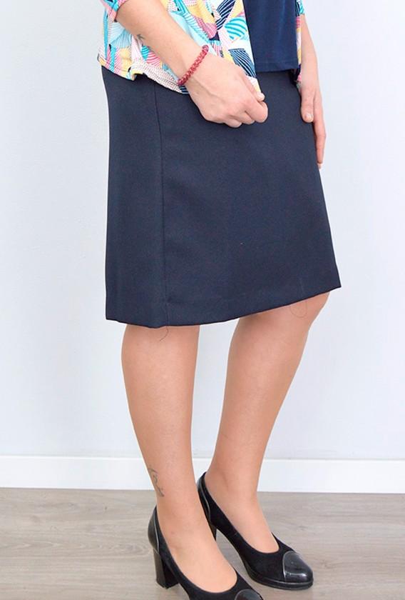 Falda tallas grandes