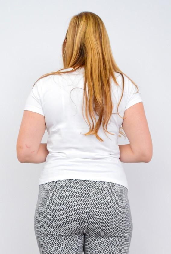 Camiseta Algodón Licra