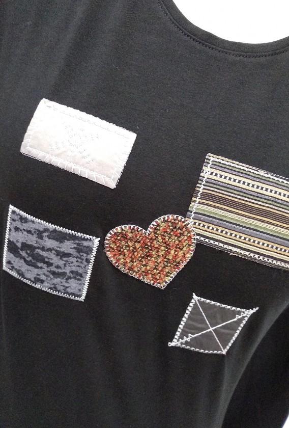 Camiseta Cuadros