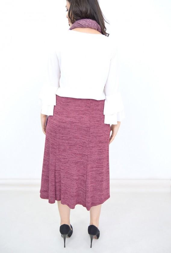 Falda quillas punto